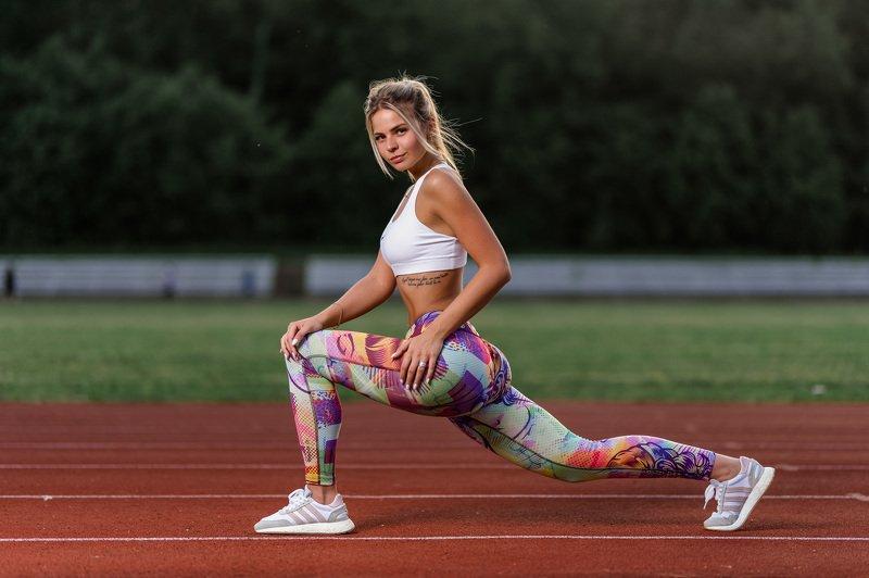 girl, sport, outdoor, flash, godox, power, sony, fitness Nastyaphoto preview