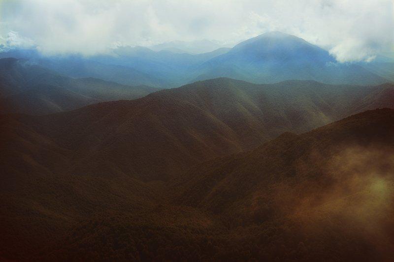 Абхазия с высоты 2000 метровphoto preview