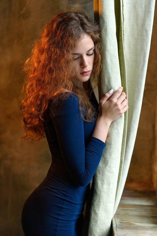 портрет, portrait, Nikon, D750, 85mm Соняphoto preview