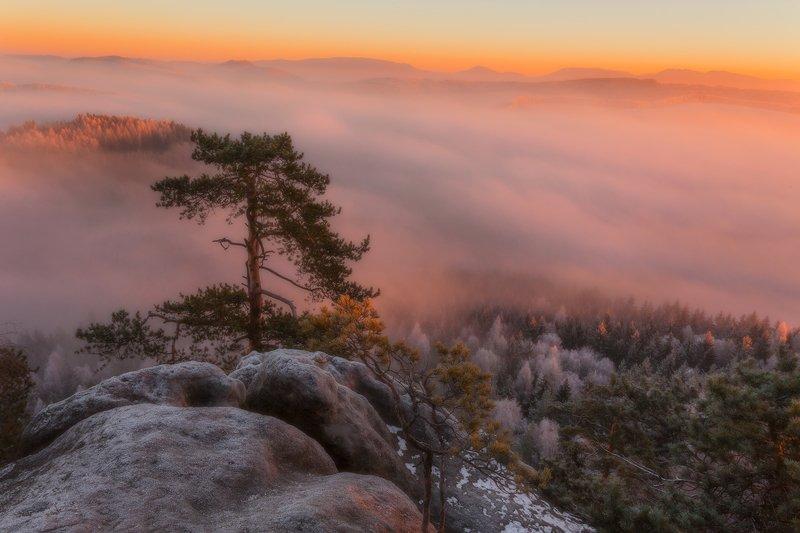 landscape,canon,mist,light,autumn,frost Here Comes the Sun...photo preview