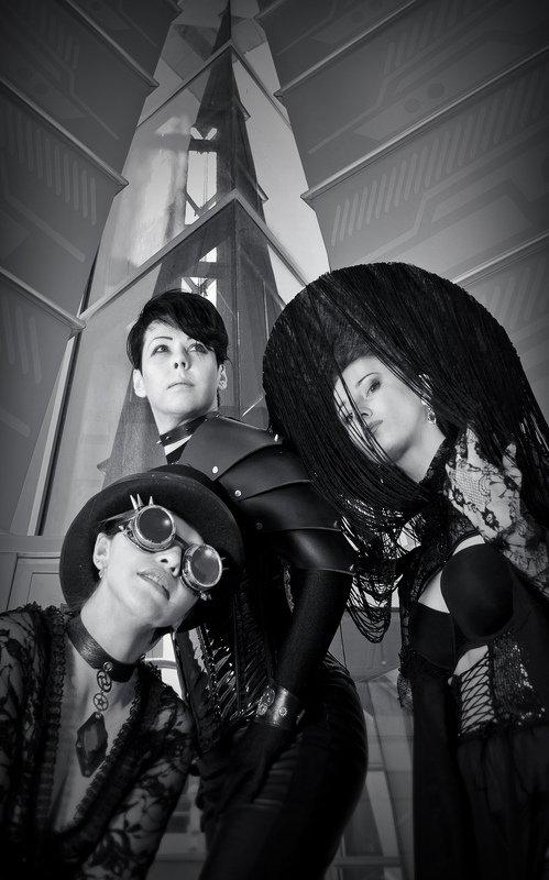 vladimir volf kirilin, владимир кирилин, Woman In Black Series: Woman In Blackphoto preview