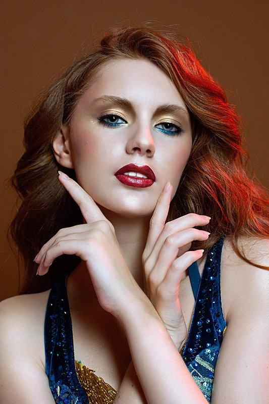 портрет красота Машаphoto preview