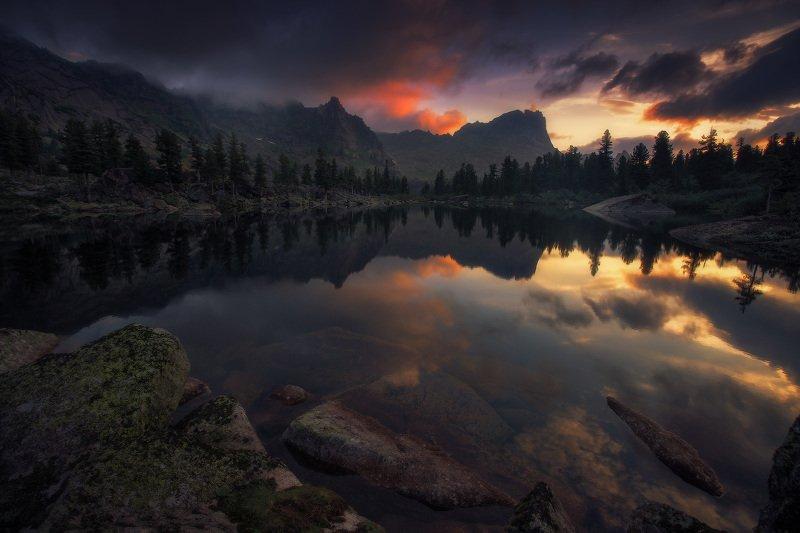 ергаки, горы, саяны, западныйсаян, сибирь, озерохудожников, фототур Предрассветные Ергаки фото превью