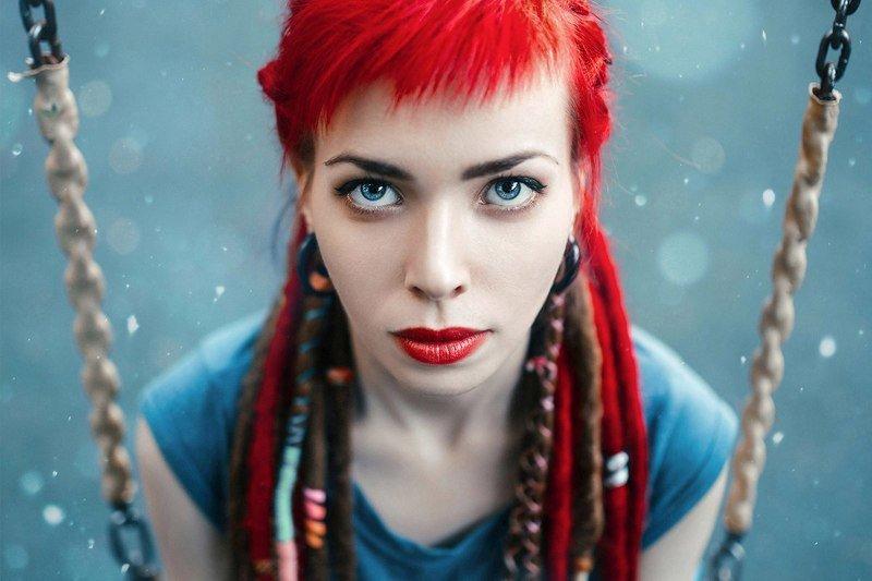портрет, модель, арт, art Дашаphoto preview