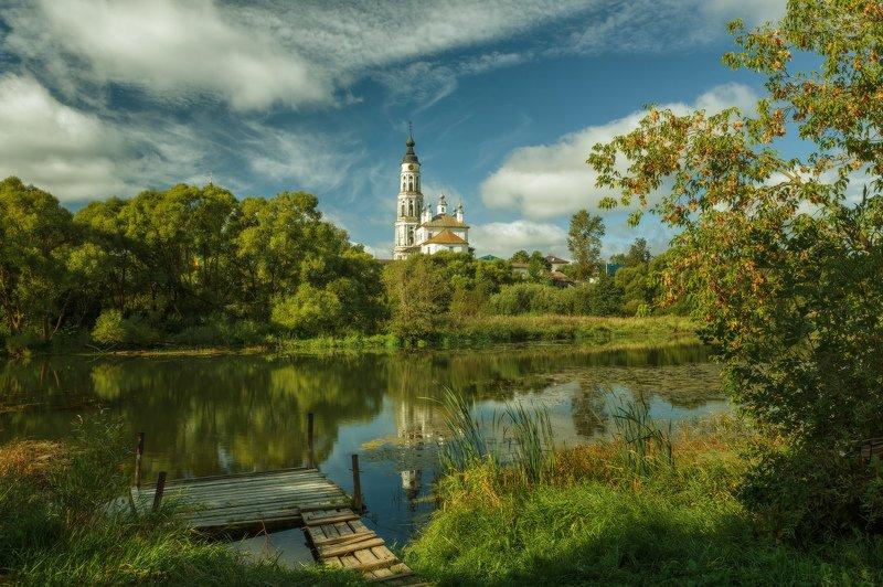 горы, облака, природа, рассвет, река, путешествие, россия Родные сердцу уголкиphoto preview
