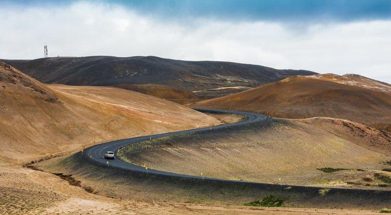 Исландия пейзаж Лето на Марсеphoto preview