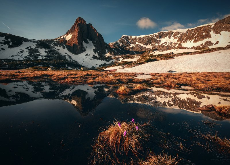 Rila lake (Bulgaria)photo preview