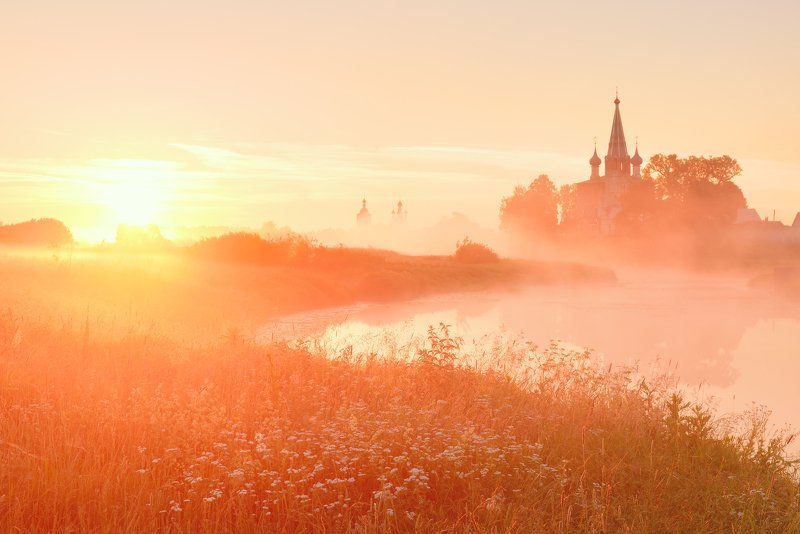 Июньское утро...photo preview