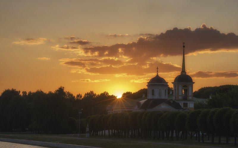 кусково Лето в Кусково.photo preview