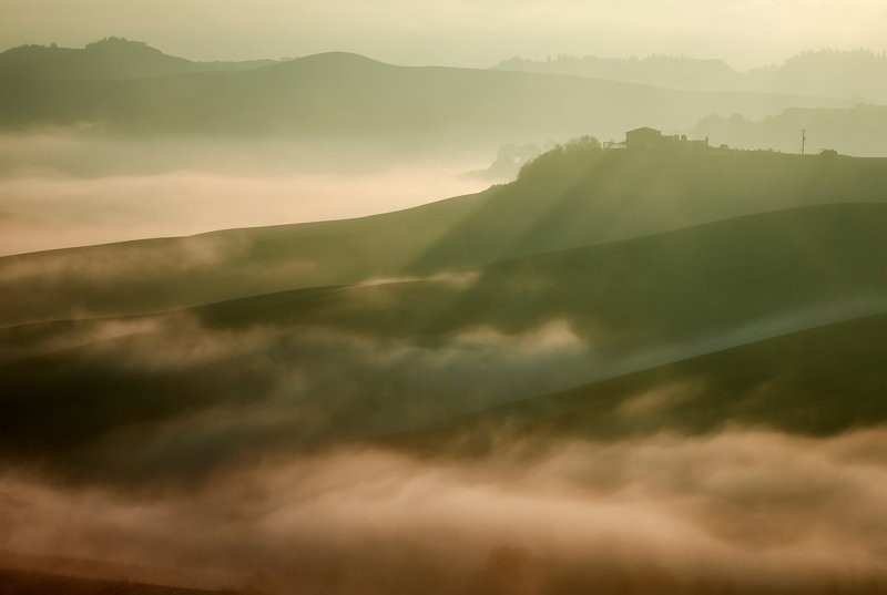 tuscany,italy,morning,landscape Raysphoto preview