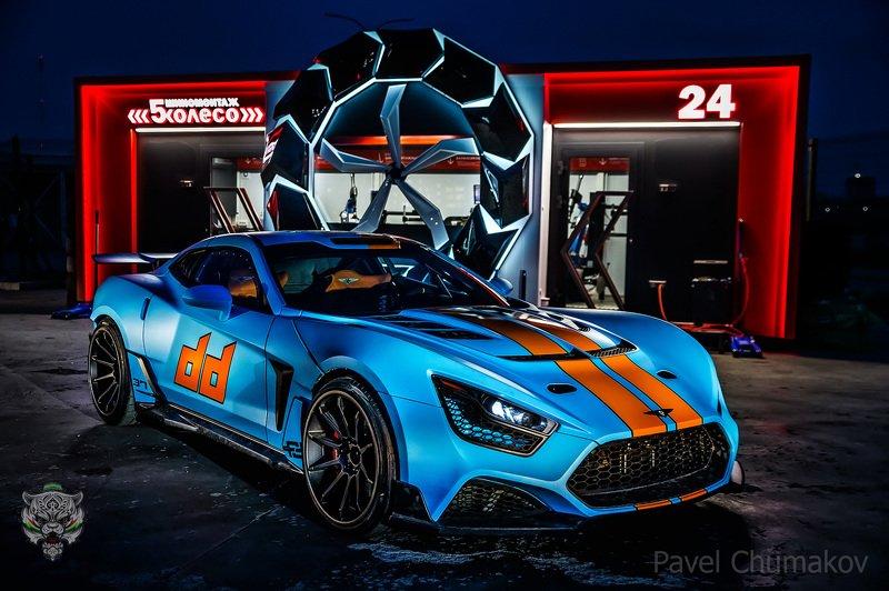 drift, sportcar, car, auto, Flanker Fphoto preview