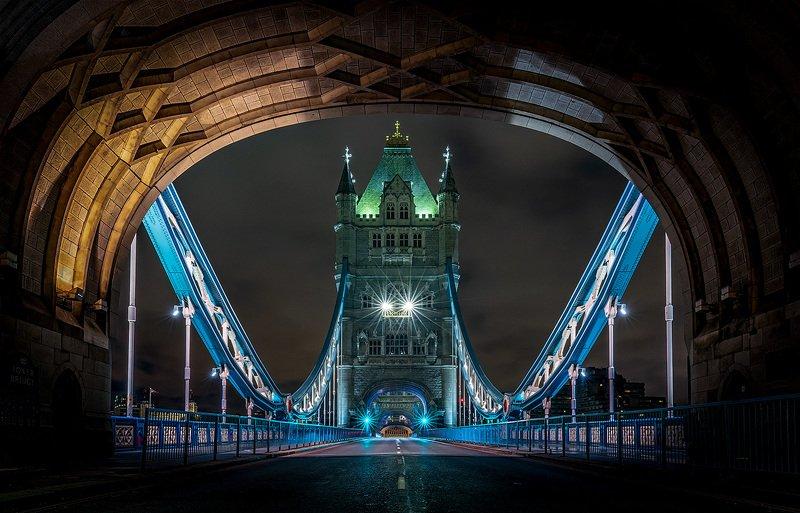 лондон, великобритания, мост, tower bridge, мне приснилось небо Лондона***photo preview