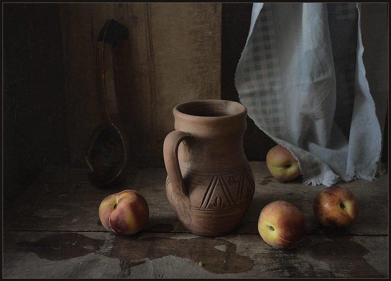 Про кувшин и персики..photo preview