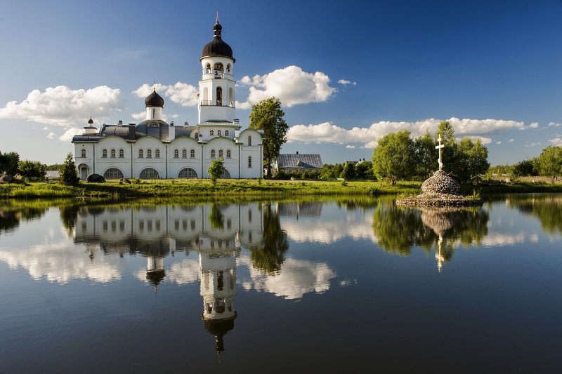 Иоанно-Богословский Савво-Крыпецкий Монастырь.photo preview