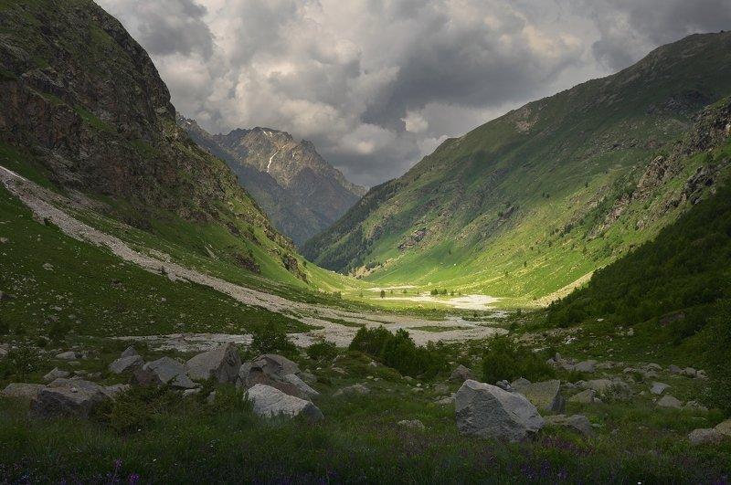 горы лето узункол Скоро дождьphoto preview
