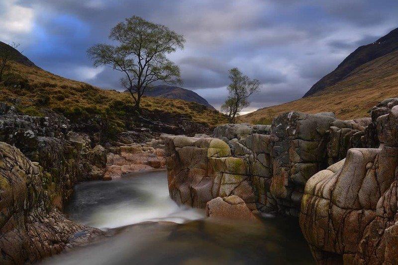 Scotland, River Etivephoto preview
