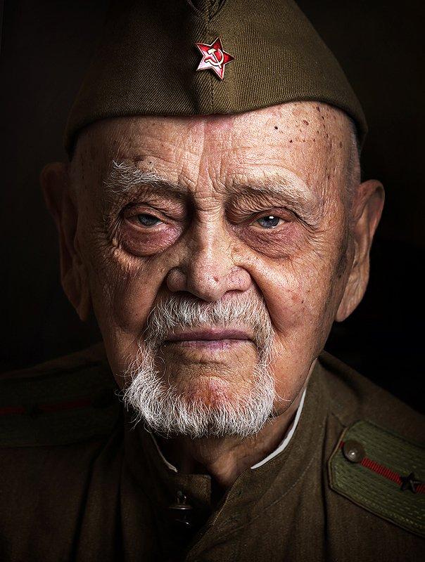 Veteran WW2 (102yo)photo preview