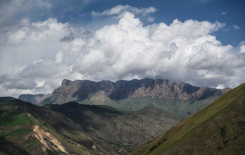 чегем горы облака кавказ природа пейзаж Чегем.photo preview