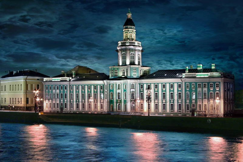 россия, санкт-петербург, питер Кунсткамера – «кабинет редкостей»photo preview
