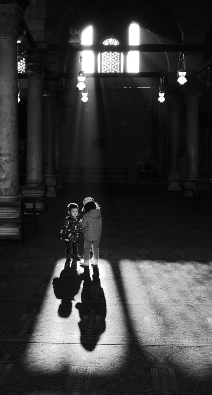 Таинственный свет.photo preview