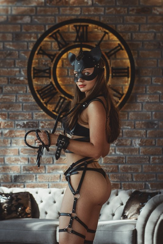 vilione Catwomanphoto preview
