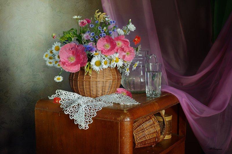 полевые , цветы , лето , натюрморт , вера павлухина , Полевые цветыphoto preview