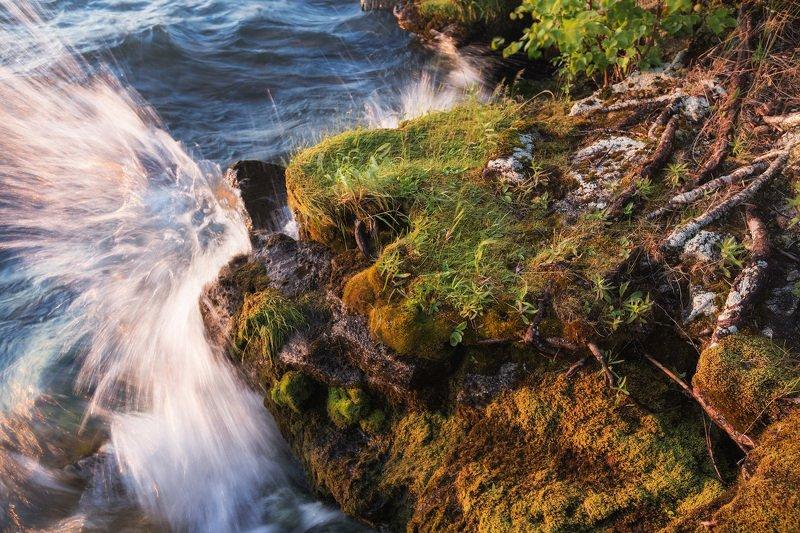 Таватуй, Урал, Средний Урал, природа Встреча стихий в миниатюреphoto preview
