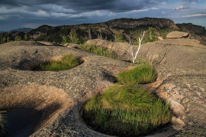 горы Кент.  Сорок  озёр.photo preview