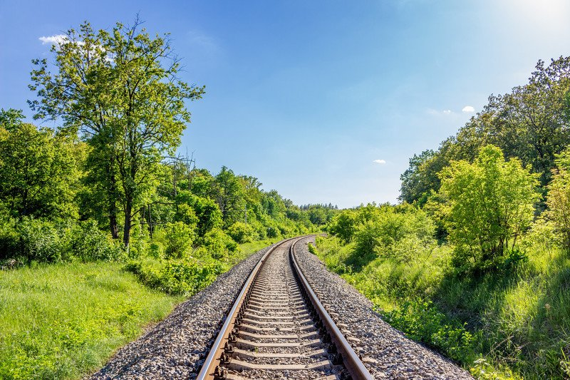 ржд, лето, железнаядорога, дорога, графская-анна photo preview