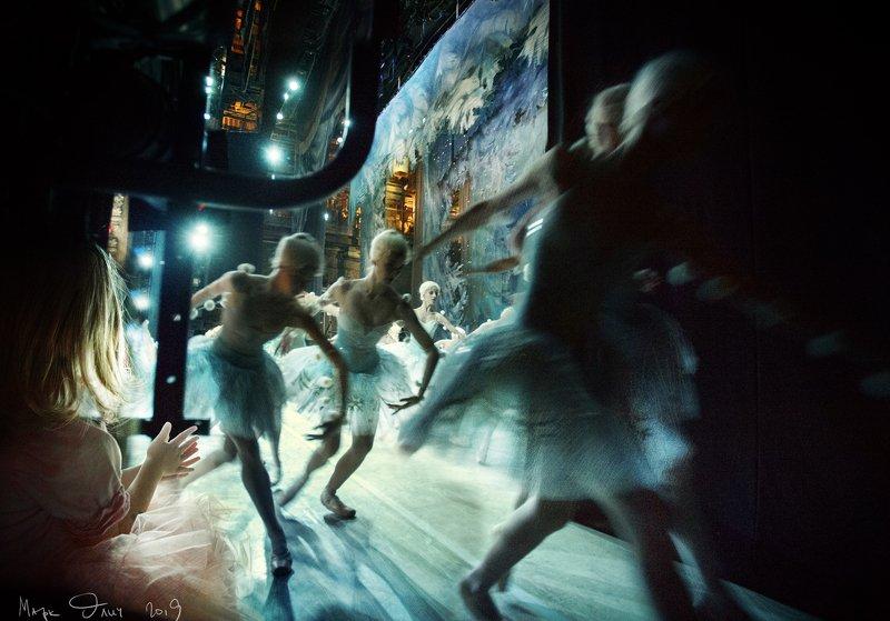 балет сцена театр *photo preview