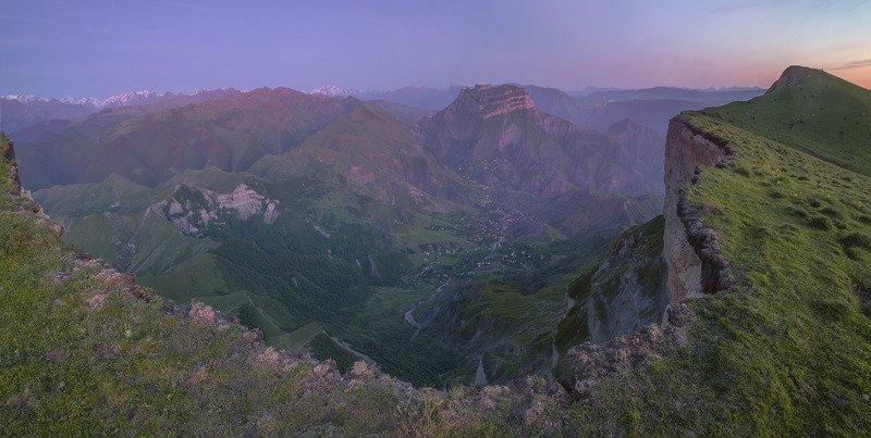 Фототуры с Владимиром Рябковым, Дагестан, Гуниб, Гунибское плато. Вид с Гунибского плато.photo preview