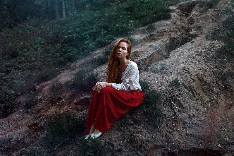 портрет, модель, арт, art Оксанаphoto preview