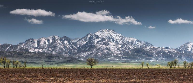 казахстан, матай, сергей терехов, Гора Матай 2880м.photo preview