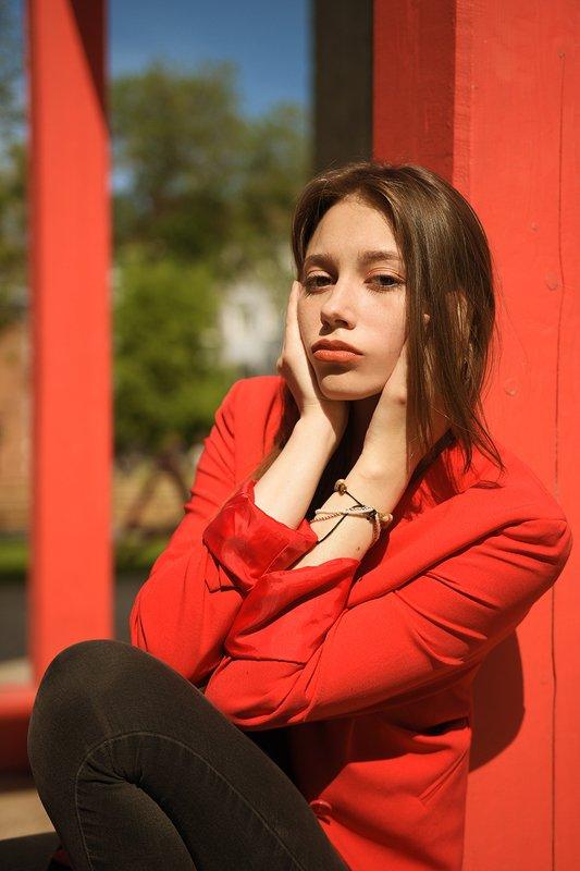 фотограф модель портрет стиль Модаphoto preview