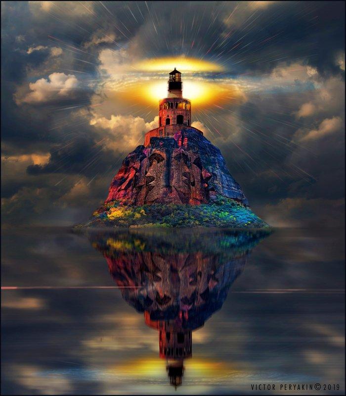 Таинственный остров Николы Теслы....photo preview