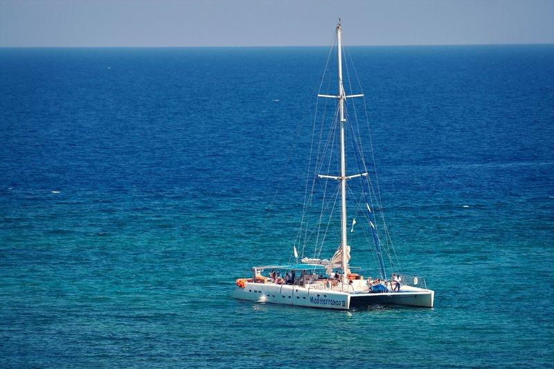 кипр, вода, люди, море, отдых, яхта restphoto preview