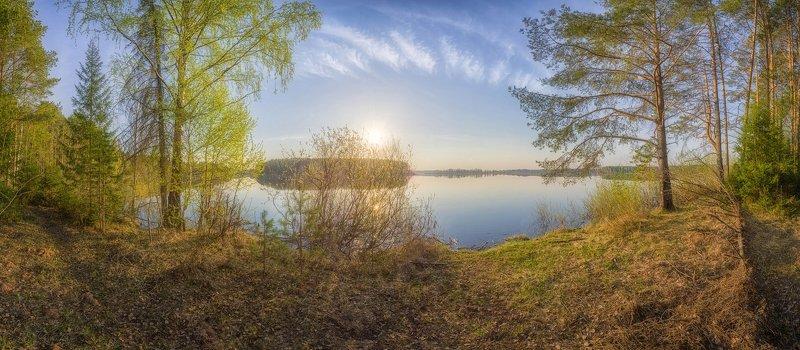 Берег утреннего спокойствияphoto preview