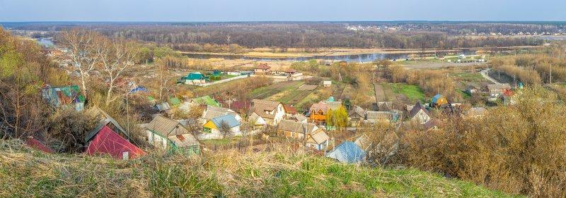 рамонь, воронеж, панорама, весна Рамонь (Воронежская обл.)photo preview