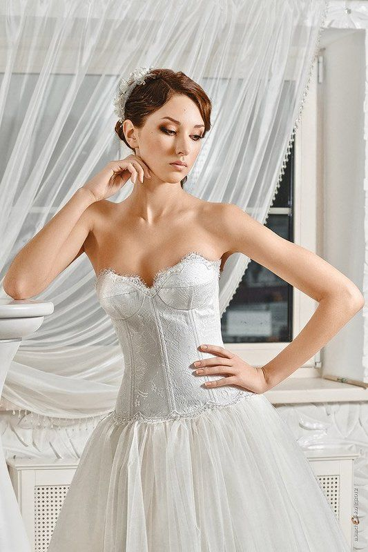 wedding dress, fiancee, bride modestyphoto preview