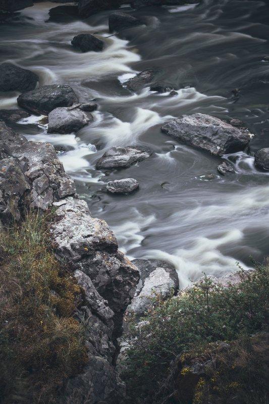 ревун исеть урал водопад Порог Ревун на реке Исетьphoto preview