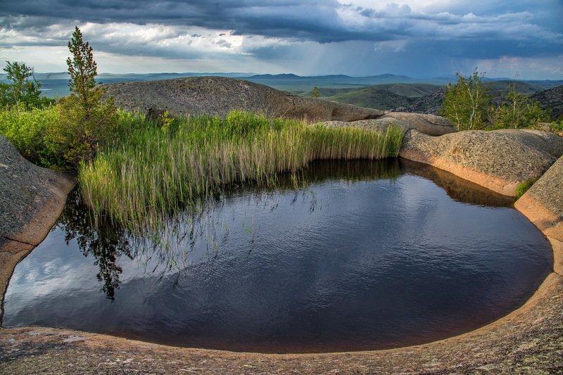 горы Кентский  пейзаж.photo preview