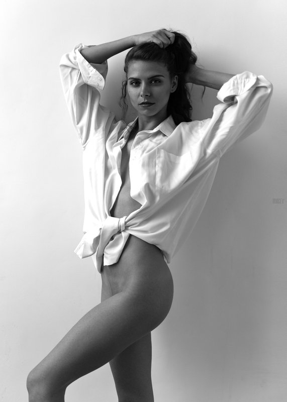 фотомодель, портрет, девушка, красивая, взгляд, woman, beautifull, portrait, canon6d Кристинаphoto preview