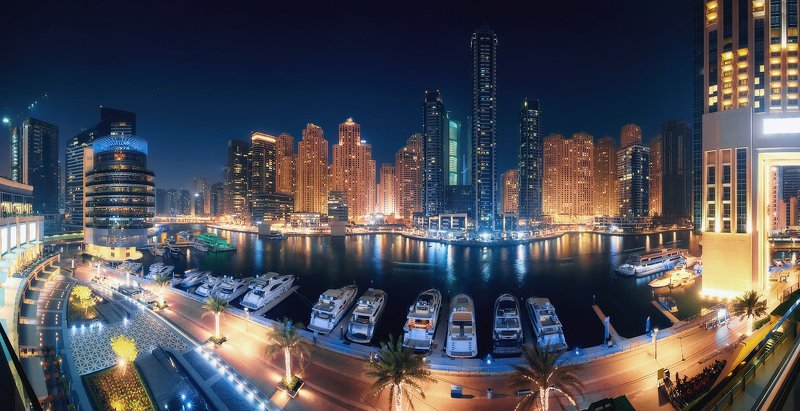 Dubai Marinaphoto preview