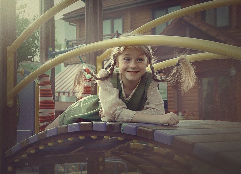 Пеппи длинный чулокphoto preview