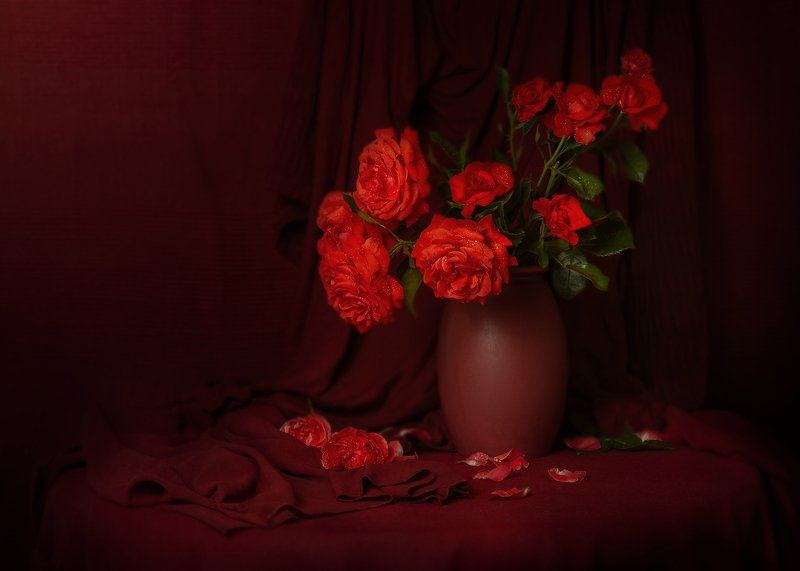 Время цветения роз...photo preview