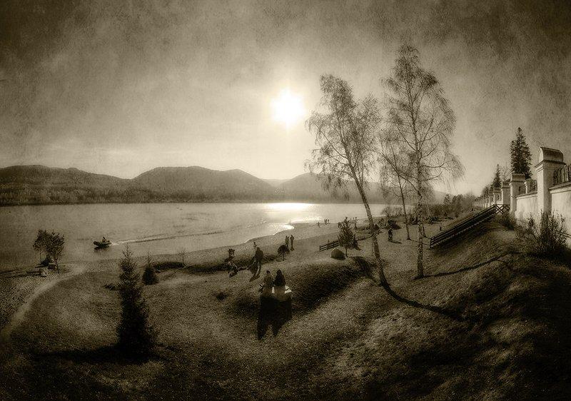 Монастырский берег.photo preview