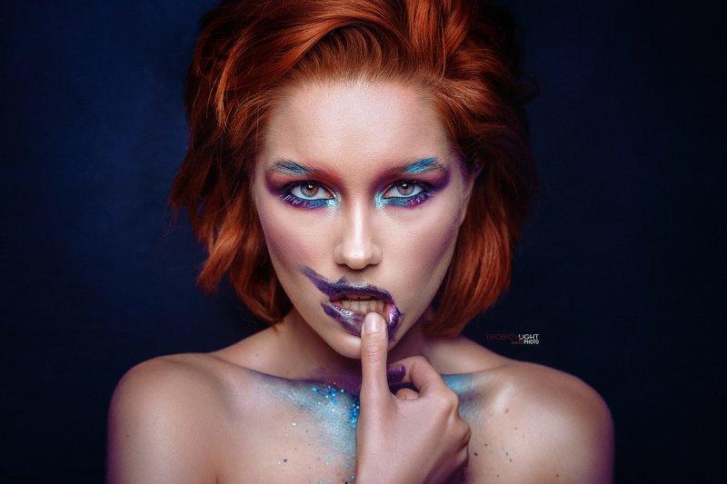 портрет, portrait, девушка, girl, макияж, хочуlightфото Марияphoto preview