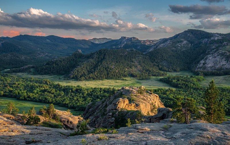 горы Горный  пейзаж.photo preview