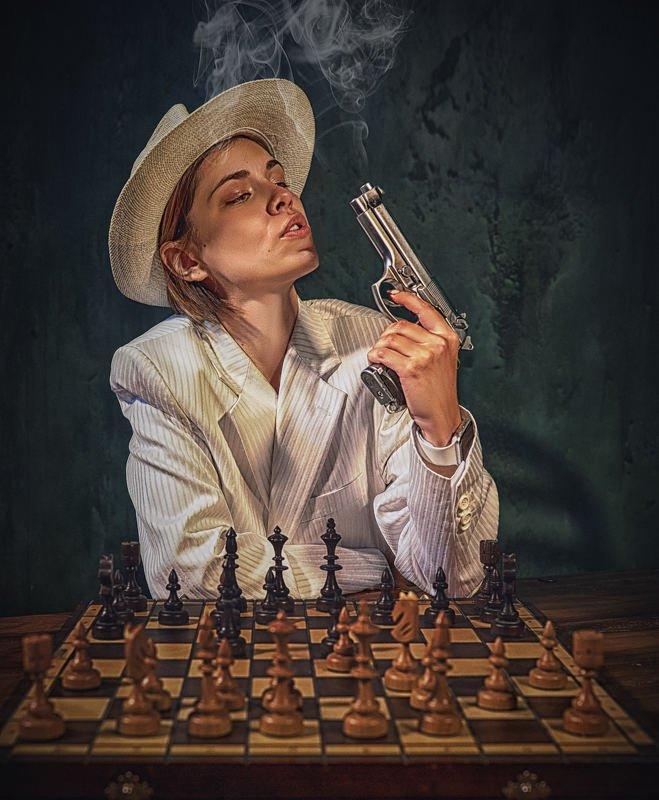 портрет, студияцитадель, жанр, rekhov \
