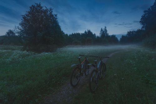 Путешествие в ночь...
